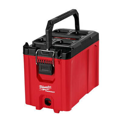 View Details Milwaukee 48-22-8422 PACKOUT Compact Tool Box New • 69.97$