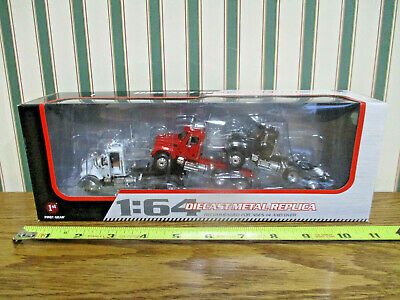 $158 • Buy  Mack Granite Truck Trio Set  By First Gear 1/64th Scale