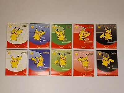 $3.99 • Buy Pokemon 25th Anniversary McDonalds Special Promo Sealed (1) Card Pack + Envelope