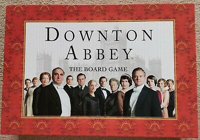 £10.99 • Buy Downtown Abbey Destination Board Game, NEW