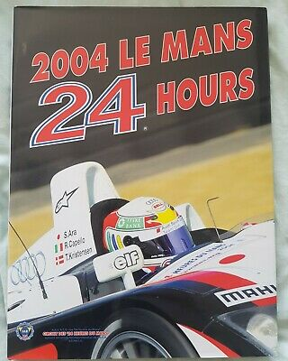 £35 • Buy Le Mans 24h 2004 Official Yearbook English Edition