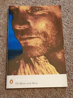 £3.50 • Buy Of Mice And Men Book By John Steinbeck (Penguin Modern Classics)