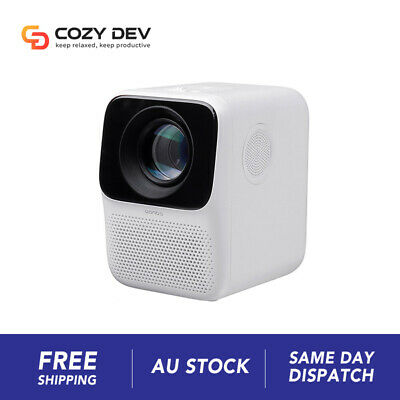 AU259 • Buy Xiaomi Wanbo T2 Max LCD Projector LED Support 1080P Portable Mini Home Theater