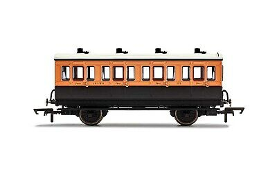 £134.95 • Buy Hornby LSWR 4 Wheel Coaches, Set Of FIVE R40061/R40062/R40062A/R40063/R40064