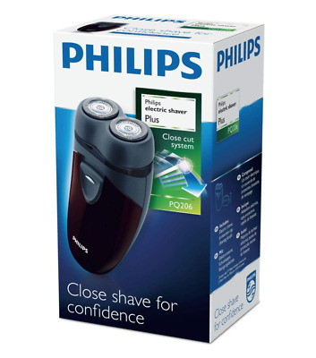 £29.89 • Buy PHILLIP Electric Travel Shaver Cordless Battery Powered Mens Self Sharpening NEW