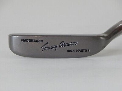 $42 • Buy VINTAGE REFINISHED MacGregor Tommy Armour Iron Master Golf Club Putter