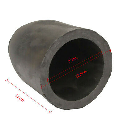 £14.59 • Buy 5kg Graphite Crucible Furnace Casting Foundry Tool Metal Gold Silver Smelting