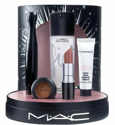£52.95 • Buy Limited Edition Best Of MAC Star Gift Set - £87.50 RRP - Fast & Free Delivery