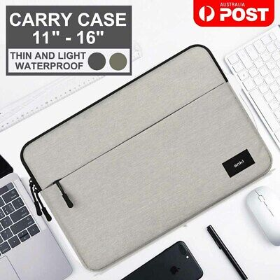 AU21.99 • Buy Shockproof Laptop Sleeve Carry Case Cover Bag HP Dell MacBook 11 12  13  14  15