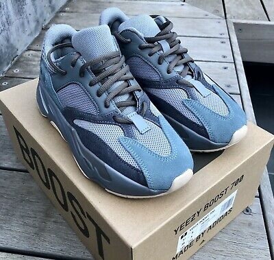 $ CDN506.63 • Buy Yeezy Boost 700 Teal Blue US Size 5.5 - UK Size 5 - Authentic & BRAND NEW IN BOX
