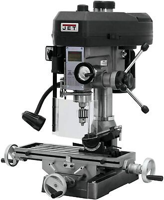 $2295 • Buy JET 350017 JMD-15 Milling Drilling Machine 15  With Stand