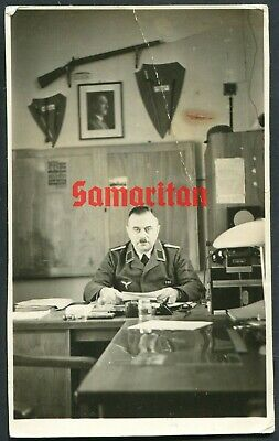 £9.99 • Buy E2/1 Ww2 Original Photo Of German Wehrmacht Luftwaffe Officer Air Ministry Hq