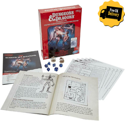 £20.15 • Buy Dungeons And Dragons Stranger Things Role Playing Game Starter Set