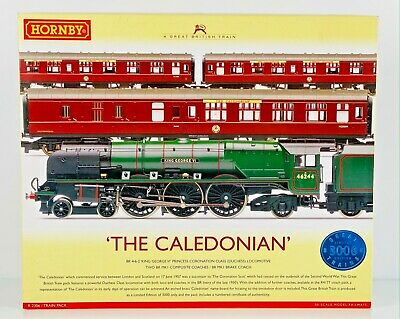 £179.99 • Buy Hornby 00 Gauge - R2306 -  The Caledonian  Duchess Train Pack Limited Edition