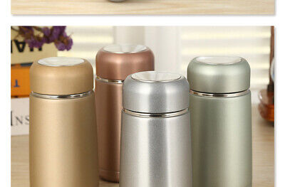 £19.99 • Buy 350ML Stainless Water Bottle Vacuum Flask Insulated Thermos Cup Mini B