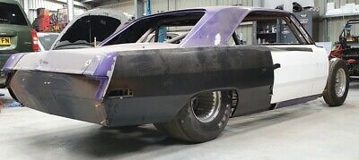 £5500 • Buy Plymouth Scamp Mopar Drag Car Project With V5