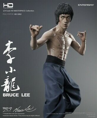 $549.99 • Buy Enterbay 1/4 Scale Bruce Lee Enter The Dragon 70th Anniversary Statue Figure