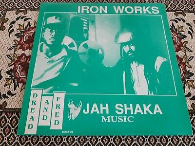 £54.99 • Buy Dread And Fred , Iron Works ,Jah Shaka Label