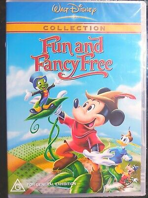 £6.44 • Buy Fun And Fancy Free (Region 4 DVD) Brand New & Sealed, FREE Next Day Post FromNSW