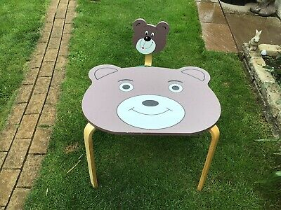 £16 • Buy Toddler Table And Chair Set