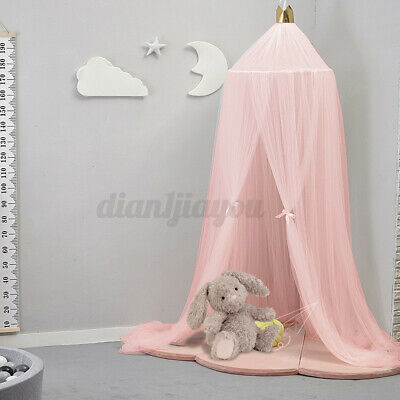 £17.44 • Buy Kids Bed Curtain Canopy 7 Layers Mosquit Tent Bedding Dome Tent Bedroom Baby Gir