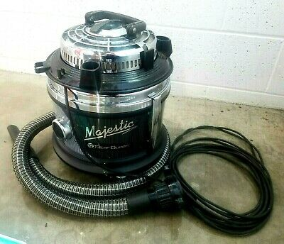 $129.99 • Buy Filter Queen Majestic Vacuum Canister, Attachment Hanger And Hose Working Great