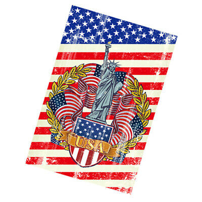 $ CDN8.66 • Buy 1Pc Flag Decorative Independence Day Garden Banner Hanging Flags For Yard Party