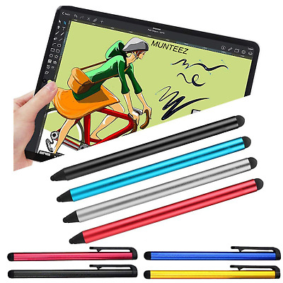 £2.65 • Buy Universal Touch Pen Screen Stylus Pen For Smartphone Tablet IPhone IPad Samsung