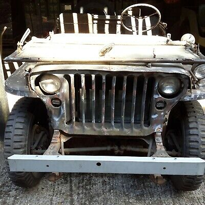 £16500 • Buy Willys Jeep 1943 Ford GPW Matching Numbers Barn Find Classic Car Military Vehicl