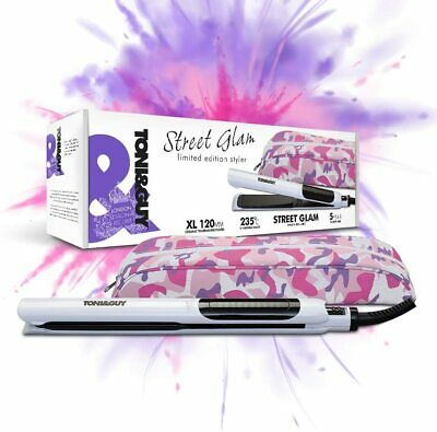 £27.79 • Buy  Toni & Guy Hair Straightener - Street Glam Limited Edition - Free Delivery