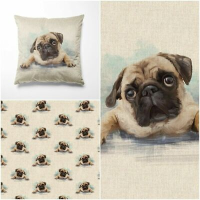 £1.09 • Buy ANIMALS DESIGNS By CHATHAM GLYN - Cotton Fabric Curtains Cushions Crafts