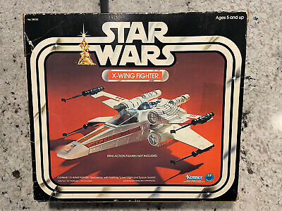 $ CDN169.63 • Buy Vintage 1977 Kenner Star Wars X-wing Fighter Box Only Nice!! Hurry L👀k 👆👍🔥
