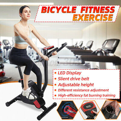 £59.99 • Buy Exercise Bikes Indoor Cycling Spin Bike Bicycle Home Gym Fitness Workout Cardio