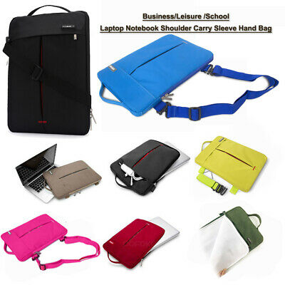 $22.99 • Buy For Apple Macbook Air/Pro/M1/iPad Pro Shoulder Carry Bag Sleeve Case Cover Pouch