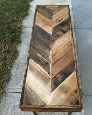 £100 • Buy Reclaimed Pallet Coffee Table Shabby Chic Upcycled