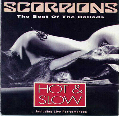 £5.99 • Buy Scorpions: Hot And Slow - The Best Of The Ballads (CD Album) MINT