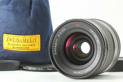 $ CDN2630.98 • Buy READ [MINT] Contax Carl Zeiss Distagon T* 55mm F/3.5 Lens For 645 From JAPAN L82