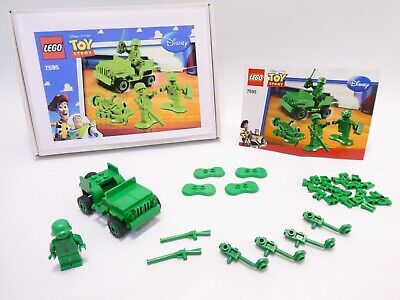£8.99 • Buy Lego Toy Story Army Men On Patrol From 7595 Soldier Minifigure + Lots Of Extras