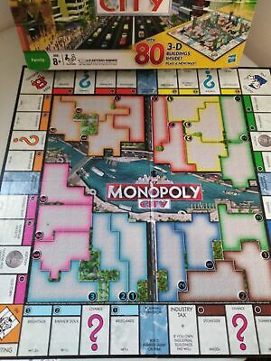 £1.99 • Buy Monopoly City With 80-3D Buildings: Listing For Replacement Parts + Spares Only