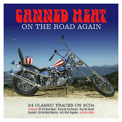 £6.49 • Buy Canned Heat - On The Road Again 2CD