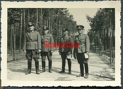 £4.99 • Buy E8/1 Ww2 Original Photo Of German Wehrmacht Officers