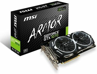 $ CDN17.62 • Buy LOOK MSI Gaming GeForce GTX 1070 8GB  BOX ONLY NO GRAPHICS CARD BOX ONLY