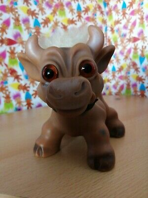 £49.99 • Buy Dam Things Troll Cow Retro Vintage Collectable 1964 Large Gonk