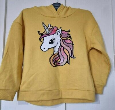 £12.99 • Buy Girls Pony Hoodie From H&M Official Merchandise Jumper Cardigan Summer Jacket