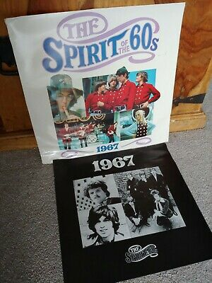 £29.99 • Buy The Spirit Of The 60s (1967) Vinyl Record *12  *RARE /Hollies/Small Faces/