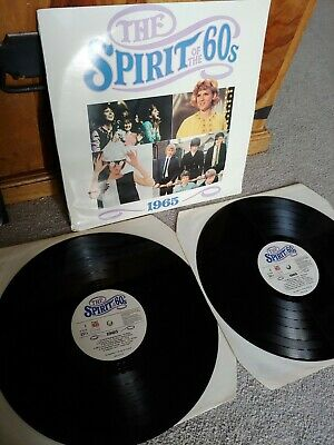 £19.99 • Buy The Spirit Of The 60's (1965) Double Vinyl Record /Kinks/Animals/Hollies/Byrds/