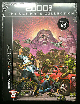 £10 • Buy 2000AD THE ULTIMATE COLLECTION: Indigo Prime Vol 2 (Issue 99)