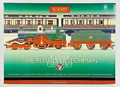 £149.99 • Buy Hornby 00 Gauge - R2706 - 'the Flying Dutchman' Train Pack Limited Edition