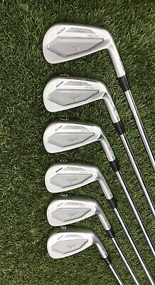 £349 • Buy Mizuno JPX 900 Tour 5-W Irons Firm Shafts New Grips