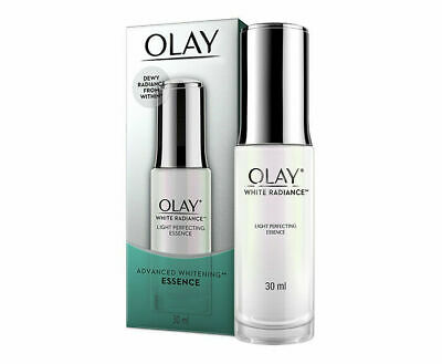 AU42.43 • Buy Olay White Radiance Light Perfecting Essence Facial Reduce Dull Skin Spots 30ml
